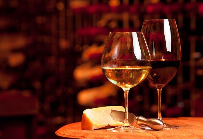 Wijn- en kaasproeverij Amsterdam