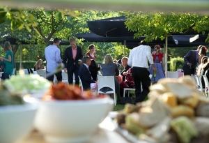 private dining met collega's als bedrijfsuitje op een unieke eventlocatie