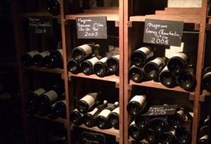 wijn proeven op locatie