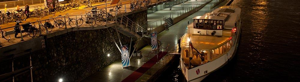 Partyschepen Amsterdam