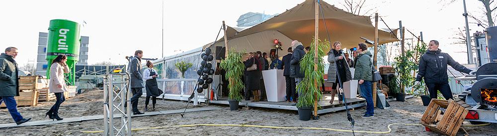bouw evenement amsterdam