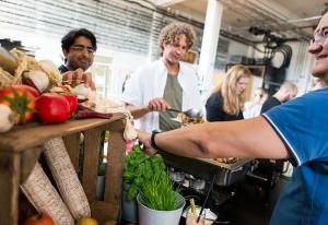 food festival bedrijf, foodmarket, personeelsfeest keukens