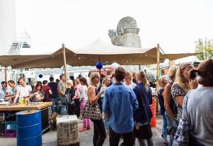 Bedrijfsfestival, feestavond festival, bedrijfsuitje festival