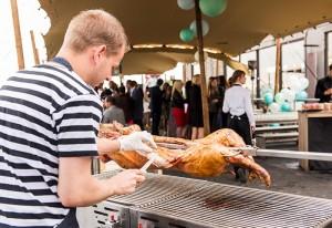 Food market, zakelijk festival food, foodmarket