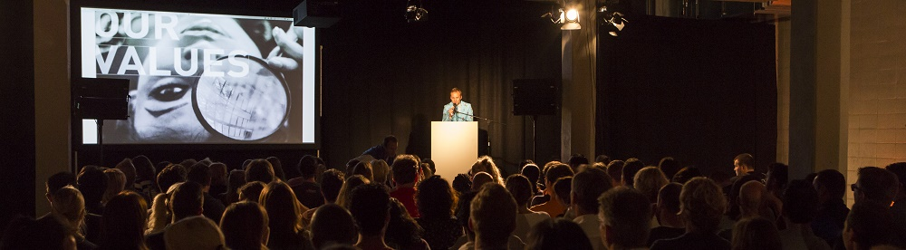 Spreker Albelli op congres Business Events Amsterdam